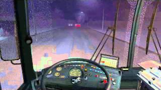 Omsi Bus Simulator Gameplay 2011