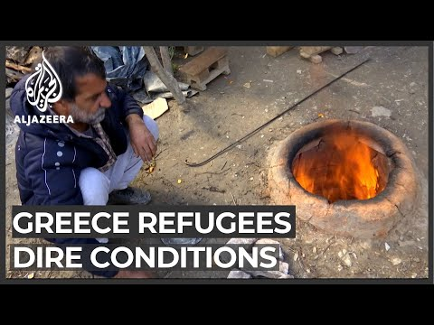 Al Jazeera English: Refugees in Greece at severe risk due to dire living conditions