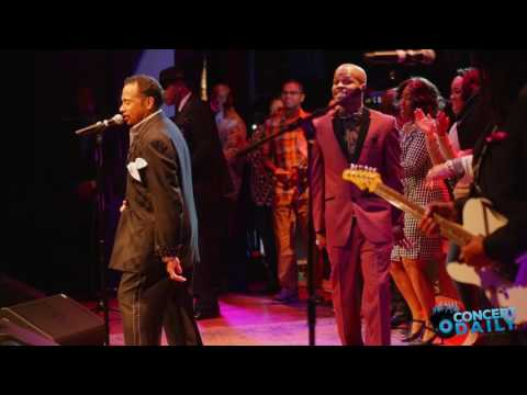 """Morris Day & The Time perform """"The Bird"""" live at Bethesda Blues & Jazz Club"""