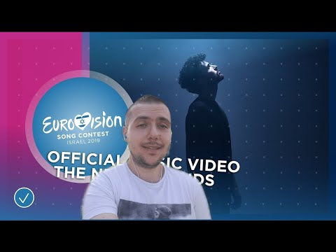 The Netherlands Eurovision Song Contest 2019 | Duncan Laurence - Arcade - REACTION