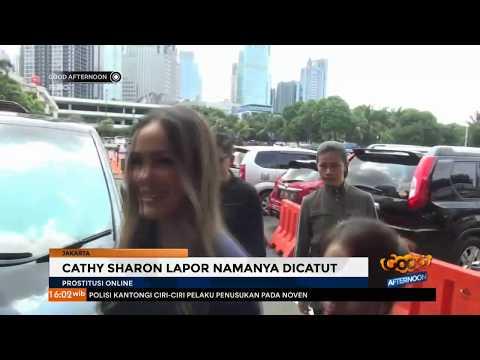 Cathy Sharon Melapor Karena Namanya Ikut Dicatut dalam Prostitusi Artis Mp3