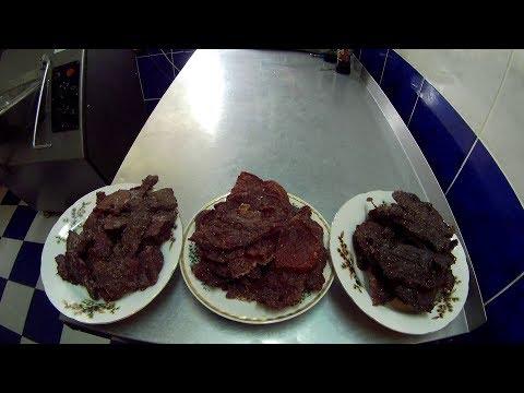 Мясные чипсы Правильная технология приготовления, основанная на микробиологических анализах
