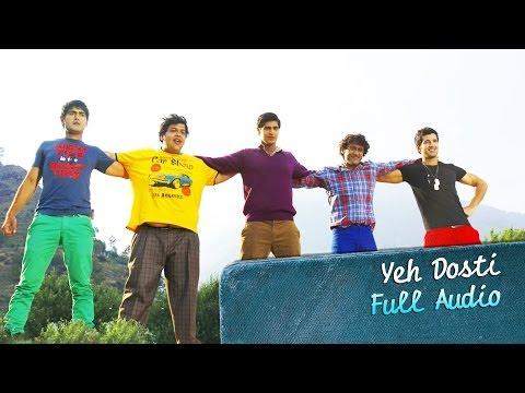 Yeh Dosti (Full Audio Song)   Purani Jeans   Aditya Seal & Tanuj Virwani