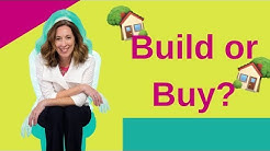 Is it cheaper to buy or build a house - buy vs build house