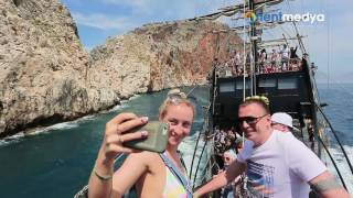 Big Kral Alanya Boat Tour by Orient Medya