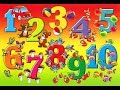 Как выучить цифры от 1 до 10 Развивающее видео для детей mp3