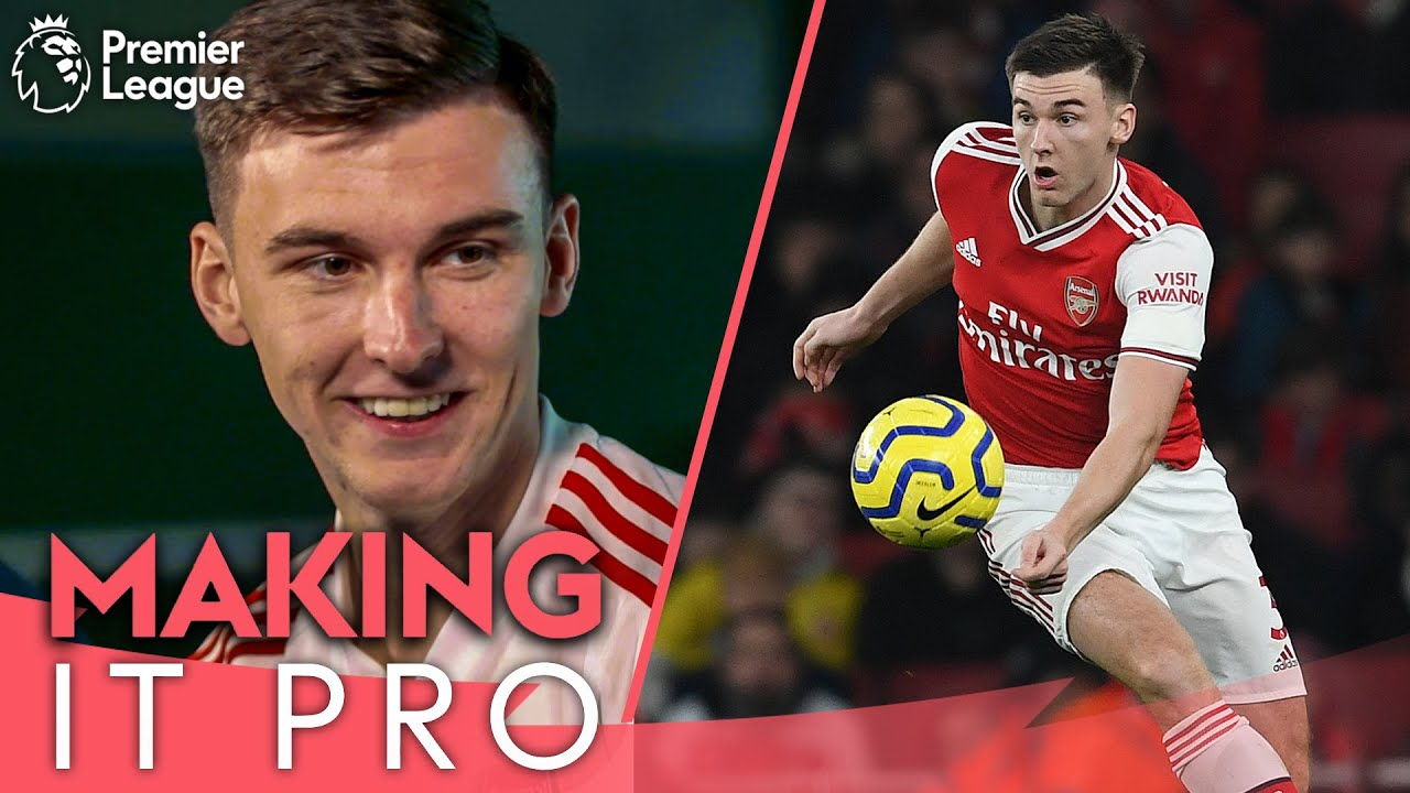 Kieran Tierney reveals the GENIUS of Mikel Arteta | Making It Pro | AD