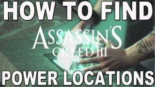 Download Video Assassin's Creed 3: How To Find Power Plug Location Spots (Pedestals tutorial) All 3 MP3 3GP MP4