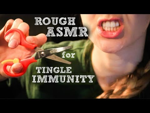 Can Rough ASMR Cure Your Tingle Immunity?
