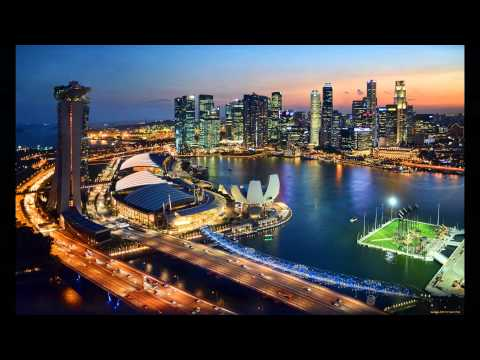 Singapore Beautiful and modern City | Сингапур