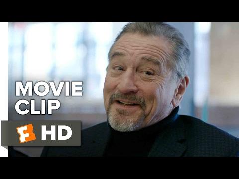 The Comedian Movie CLIP - Did I Hear a But? (2017) - Robert De Niro Movie