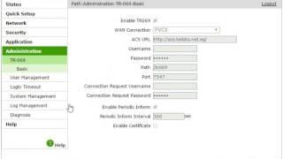 شرح اعدادات راوتر TEDATA ROUTER ZXHN H108N V2.5