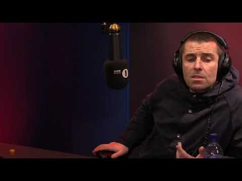 Liam Gallagher on Alex Turner (Arctic Monkeys)