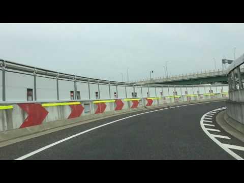 名古屋高速4号東海線 船見出入口...