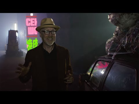 Adam Savage's Set Tour Of The Blade Runner Universe!