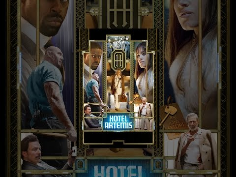 Hotel Artemis (Legendado) Mp3