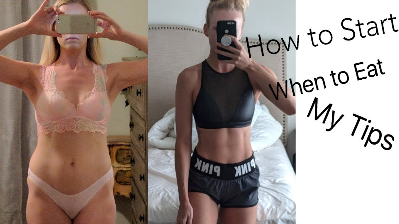 My Intermittent Fasting Transformation My Tips for Weight Loss Success