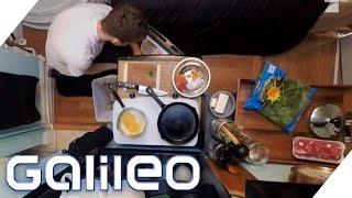 Die kleinste Wohnung Manhattans | Galileo | ProSieben