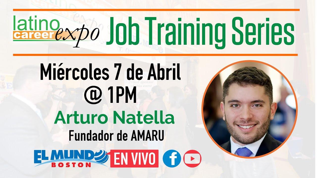 Latino Career Expo: Job Training Series I