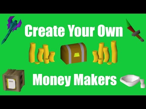 [OSRS] How to Find Your Own Hidden Money Making Methods - Oldschool Runescape Money Making Guide!