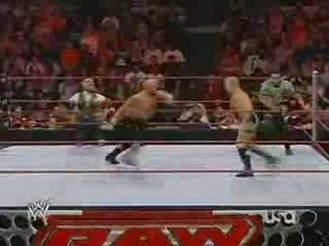 WWE Smackdown 1-27-2006 - Finlay VS Funakiиз YouTube · Длительность: 6 мин40 с