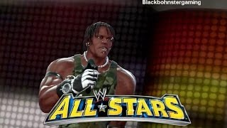 WWE All Stars - R-Truth DLC Gameplay
