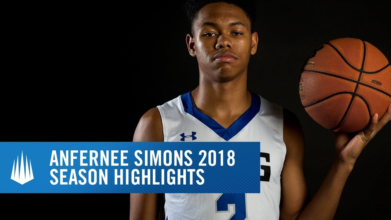 Anfernee Simons Pre-Draft Highlights - YouTube 50515d57f