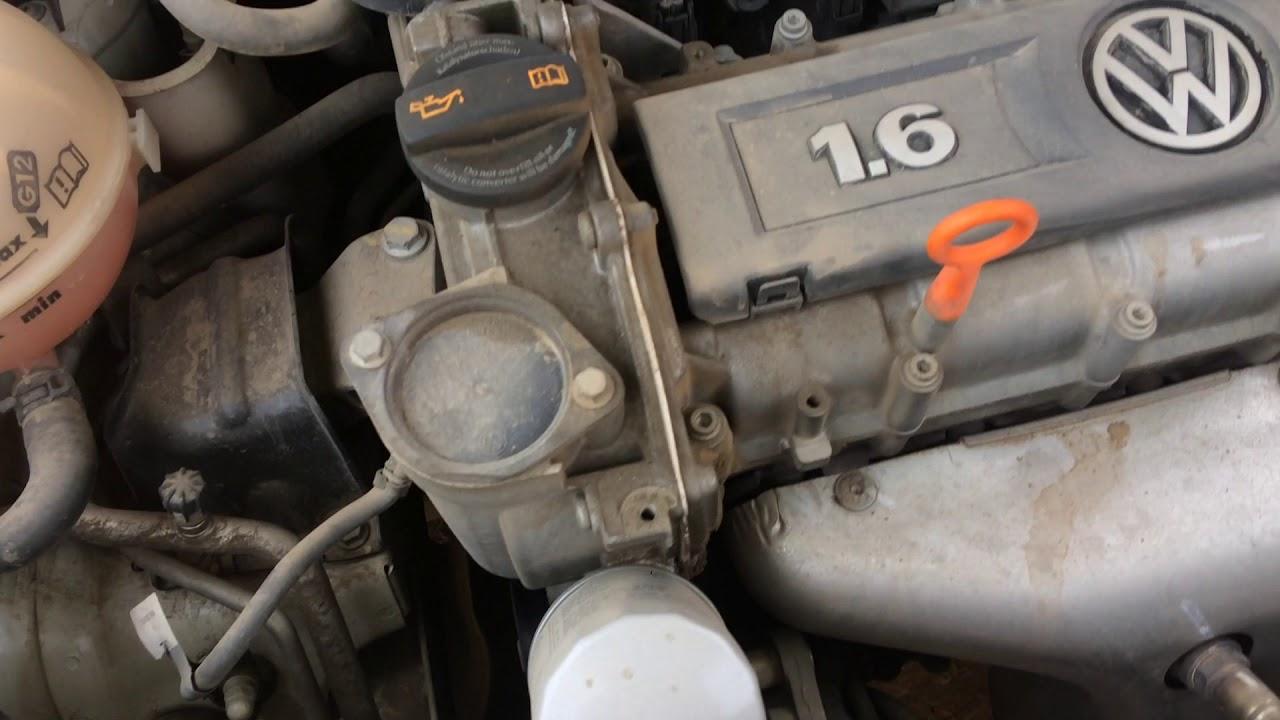 VOLKSWAGEN Vento Chassis number imprint