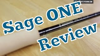 sage one fly rod review 5 wt