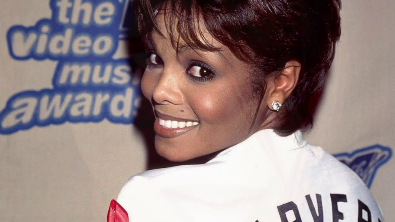 Janet Jackson With Short Hair Is Fire Youtube