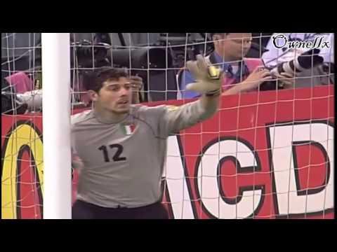 Zinedine Zidane - UEFA  EURO 2000 final  / France vs Italy