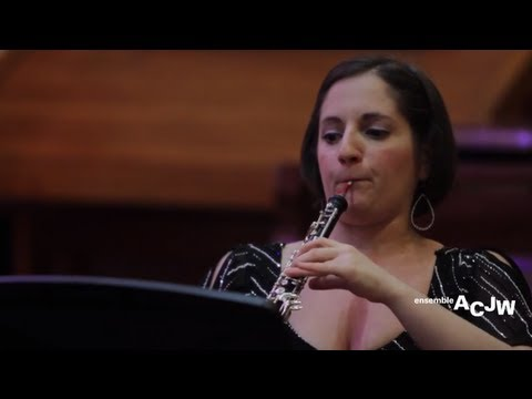 Ensemble ACJW: Ryan Gallagher's Oboe Quartet