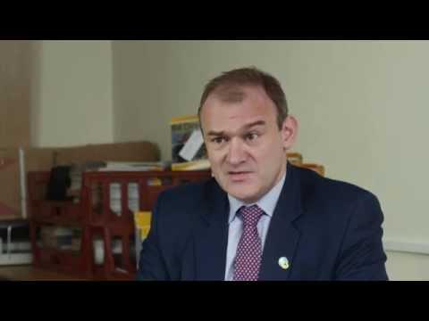Ed Davey MP Interview