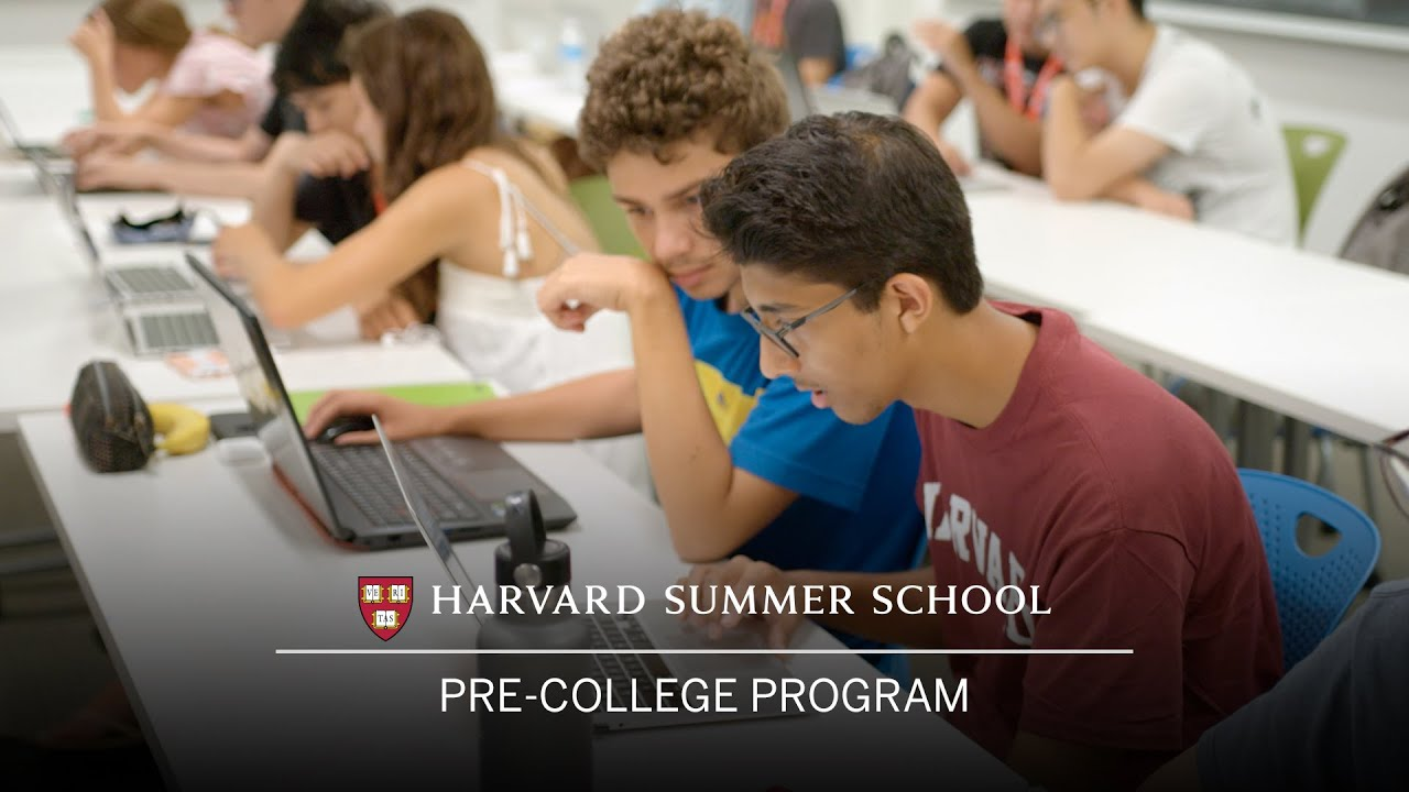 Harvard Pre-College Program | Harvard Summer