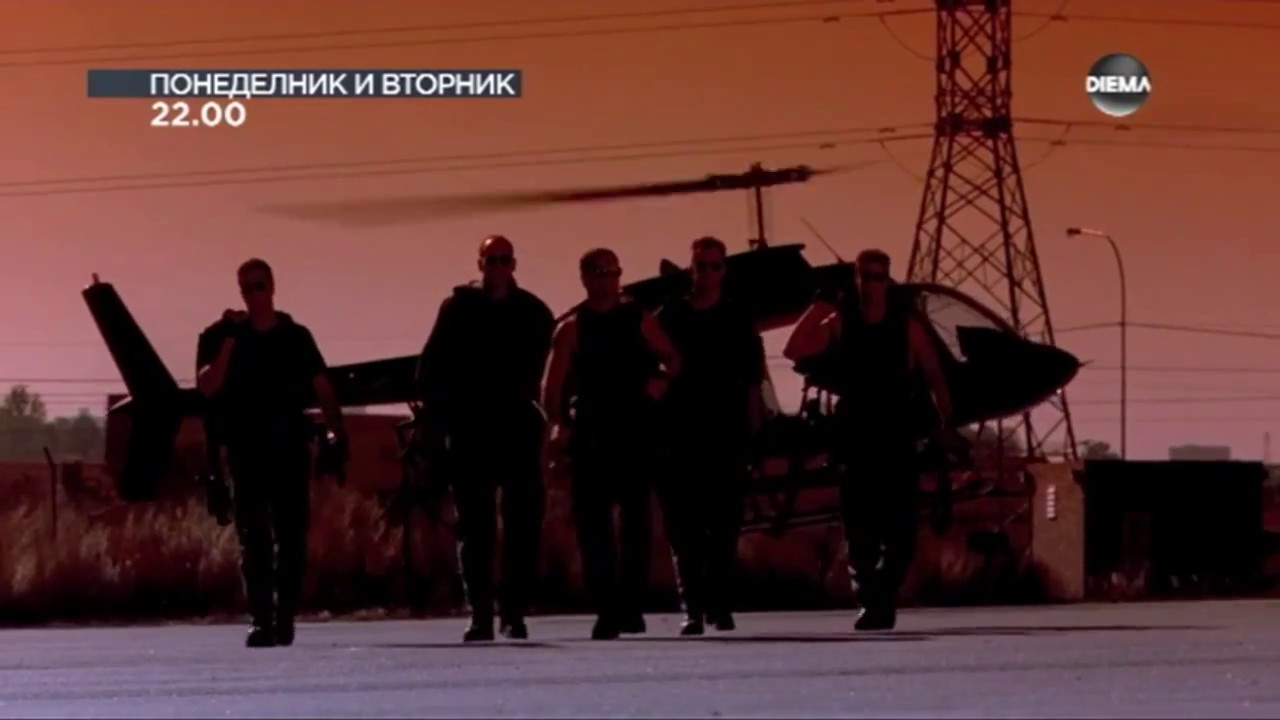 Download Operation Delta Force 1-5 Bulgarian TV-spots Action B-Movies