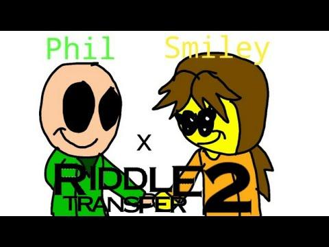 I Played Riddle Transfer 2! - [RT2] [Jonochrome] [JonBro] [RiddleTransfer2] [Philley]