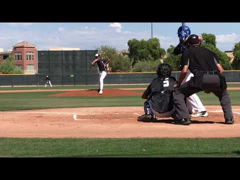 2020 RHP Carson Hamro CA, uncommitted