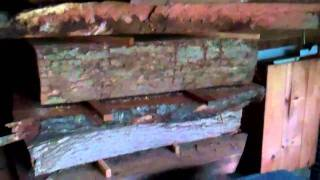More Home-made tools... electric, indoor wood drying kiln