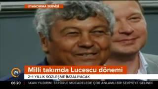 Lucescu Milli Takım'ın hocası oldu