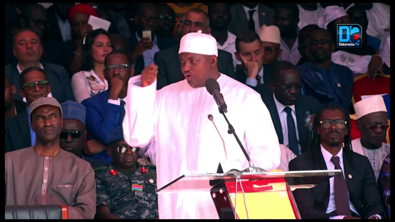 Adama Barrow à Macky Sall: « Vous nous avez été d'un soutien indéfectible durant les moments les plus incertains de notre histoire »