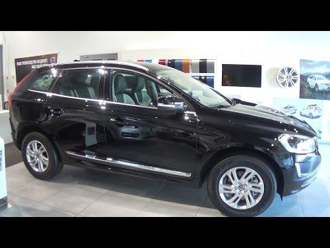 Volvo XC60 2015г. Обзор, тест-драйв.