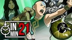Avatar - Der Herr der Elemente in 21 Minuten [Buch 2: Erde] | Kohaku