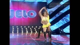 BCPy 2012 - DUELO - Cumbia: Noelia Noguera y Angel Manzoni.