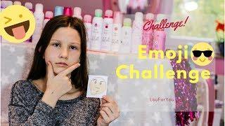 Emoji in real life challenge