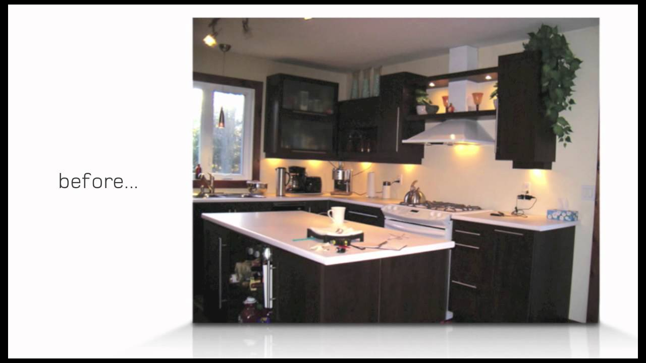 Smart tiles kitchen makeover youtube dailygadgetfo Gallery