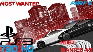 Need for Speed Most Wanted 2012 (PS3) - Part 5 [Most Wanted #9]