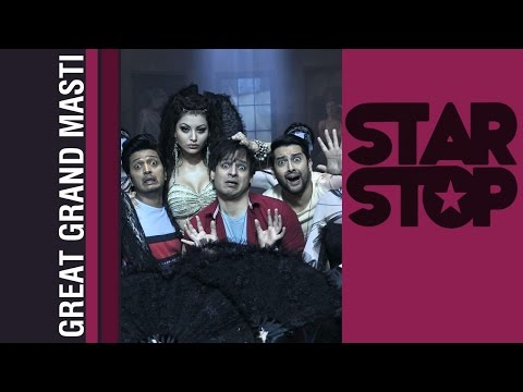 There is something horrifically funny about our chilling Great Grand Masti interview | Starstop |