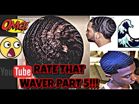 Natural Elite Waves: Rate That WAVER Part 5!!!