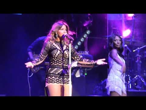 Toni Braxton - Let It Flow (live in Brooklyn)