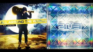 Justin Bieber vs. 2NE1 - Stay All Around The World Together (Mashup)